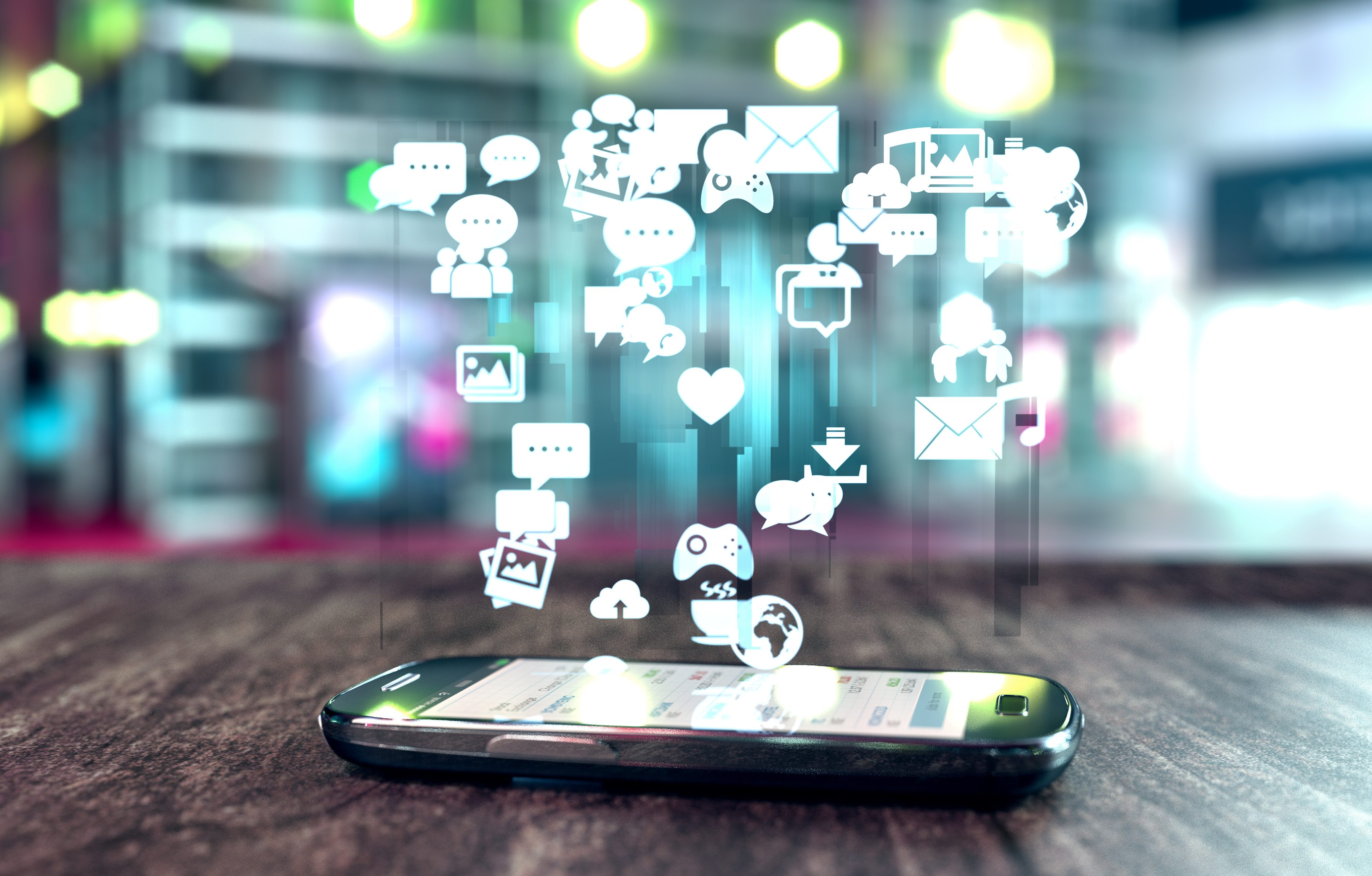 Mobile Apps to Assist a Mobile Business